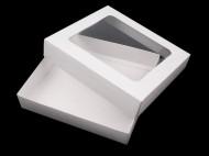 Papírová krabice s průhledem - zvětšit obrázek