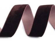 Sametová stuha šíře 25 mm - zvětšit obrázek