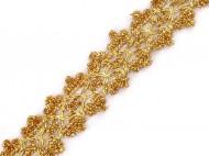 Leonský prýmek 1 zlatá, 18 m - zvětšit obrázek